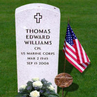 WILLIAMS Thomas Edward 1945-2008
